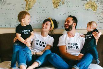 Giro del mondo formato famiglia